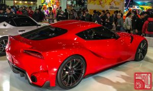 What Is The Best Japanese Sports Car Fujita Performance